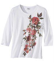 Le Tee-Shirt Floral
