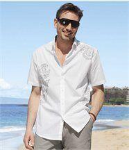 Overhemd 'Pacific Trip'