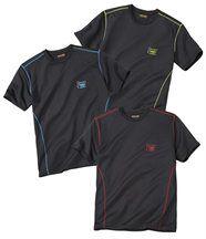 Lot de 3 Tee-Shirts Sporting Line