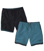 Lot de 2 Shorts Sport