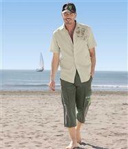 Overhemd Wild Beach
