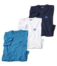 Lot de 3 Tee-Shirts Forest
