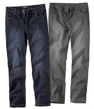 Lot de 2 Jeans Authentic Legend