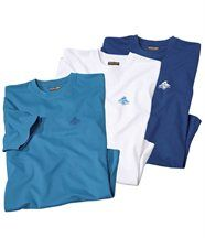 Lot de 3 Tee-Shirts Island Spirit
