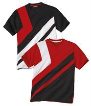 Lot de 2 Tee-Shirts Sporting Line