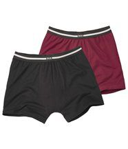 Lot de 2 Shortys Unis