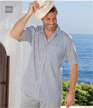 Overhemd 'Gafsa'