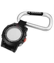 Garmin - sangle scratch + mousqueton - fenix/f...