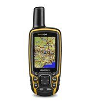 Garmin  gps noir, orange