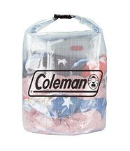 Coleman medium dry gear bag - transparent