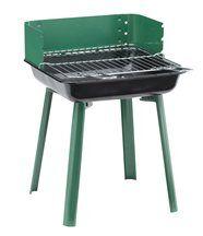 Portago barbecue charbon vert 33 x 26 cm landm...