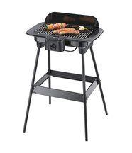 Severin - 8521 - barbecue / pieds, noir, 2300 ...
