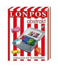 Lonpos -  - jeu de logique - abstrait