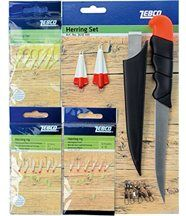 Zebco kit de pêche au hareng  parties