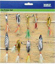Zebco kit de pêche,  eisangel parties