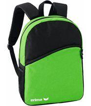 Erima-sac à dos vert/noir 1