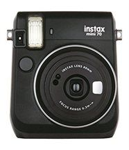 Instax mini 70 caméra instantané noir fujifilm