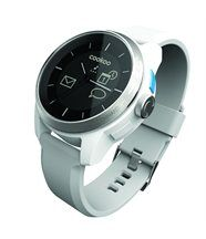 Montre bluetooth cookoo blanche pour smartphon...