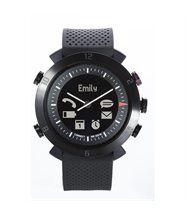 Cogito - montre connectée classic nylon - noir