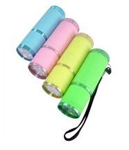 Kingavon  glow in the dark lampe torche 9 led ...