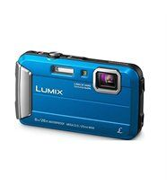 Panasonic lumix dmc-ft30 bleue