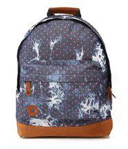 Mi-pac acid dot unisex backpack bleu