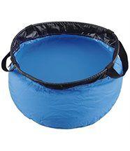 Acecamp  bassine pliable bleu 15 l