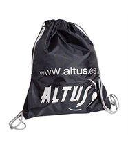 Altus sac de sport-noir/argent, taille uniq...