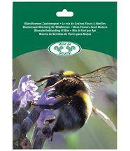 Mélange de graines de fleurs pour attirer les abeilles