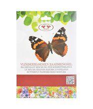 Mélange de Graines fleuries attractives des  Papillons