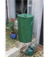 Récupérateur d'eau pliable