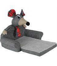 Canapé lit pour chat Souris