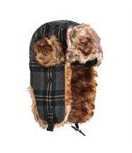Chapka écossaise à fourrure