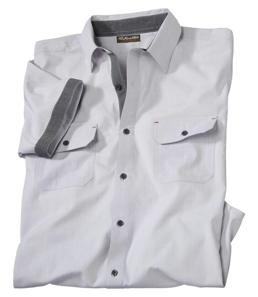 Рубашка из Хлопка Фламме